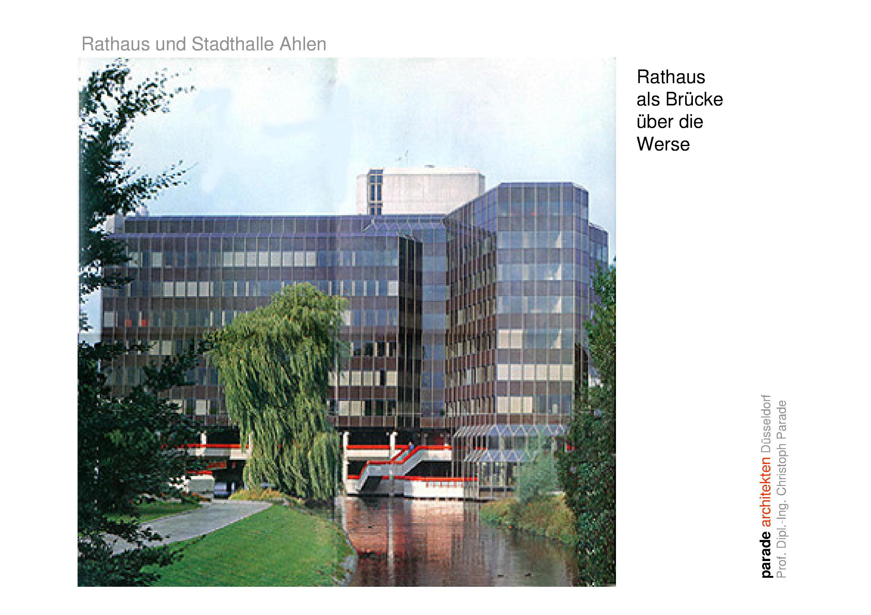 Geheimnis Rathaus Ahlen